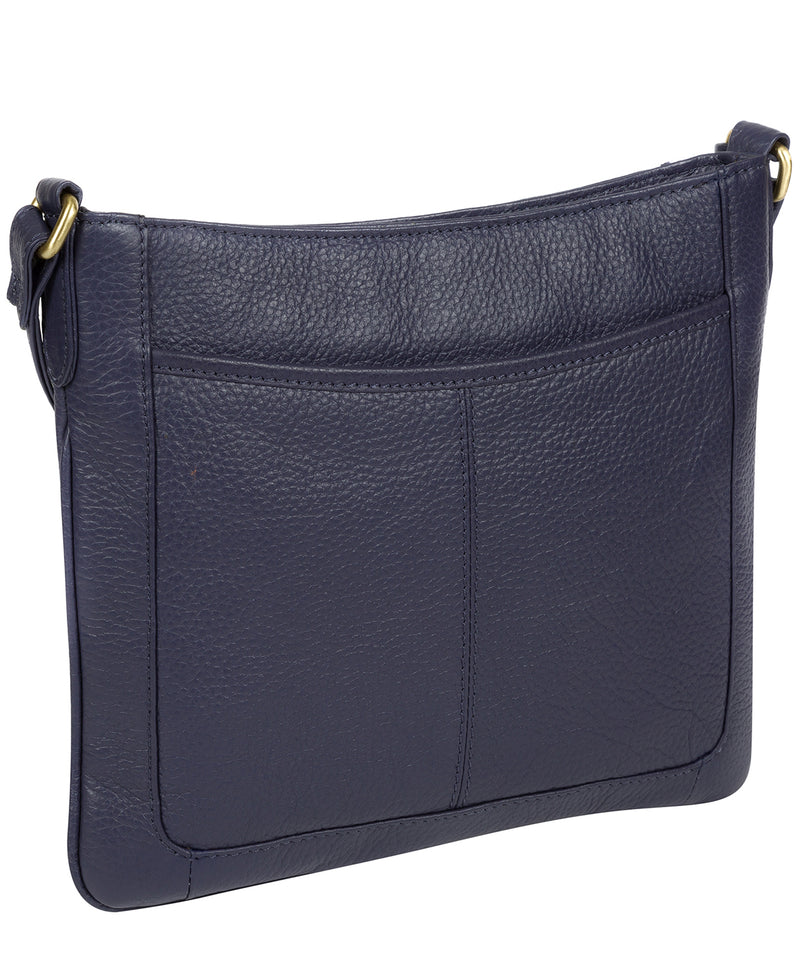 'Lily' Denim Leather Cross Body Bag image 5