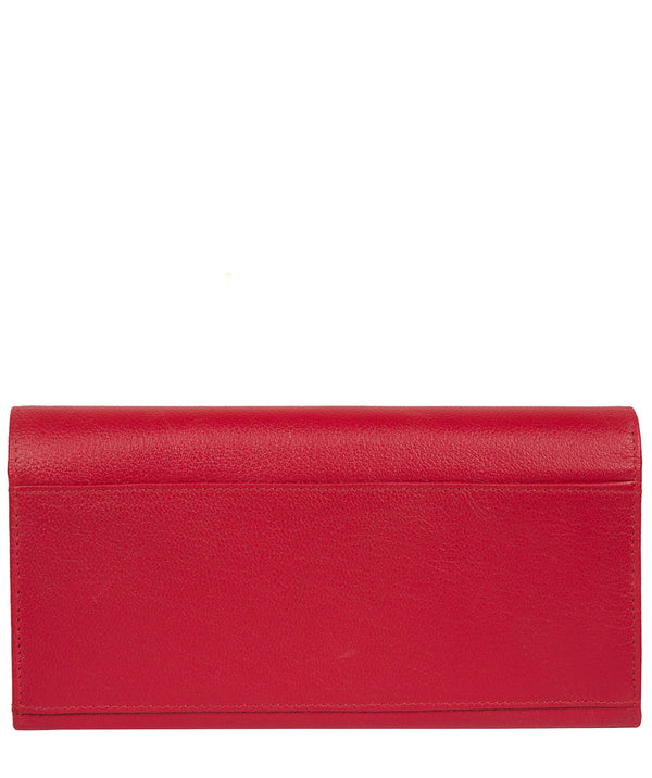 'Pipit' Barbados Cherry Leather Purse image 3