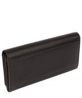 'Pipit' Black Leather Bi-Fold Purse image 3