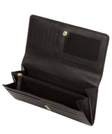 'Pipit' Black Leather Bi-Fold Purse image 4