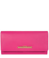 'Pipit' Fuchsia Leather Purse image 1
