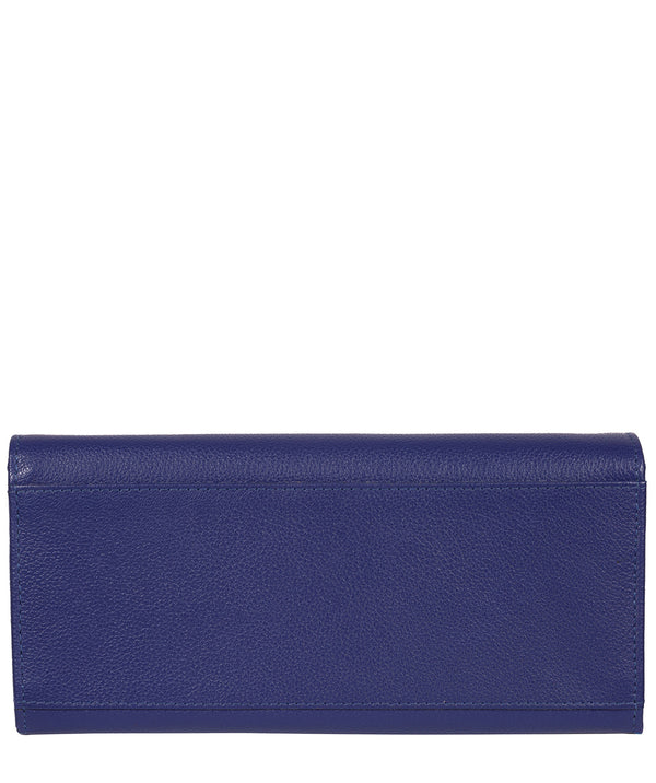 'Pipit' Navy Blue Leather Purse image 3