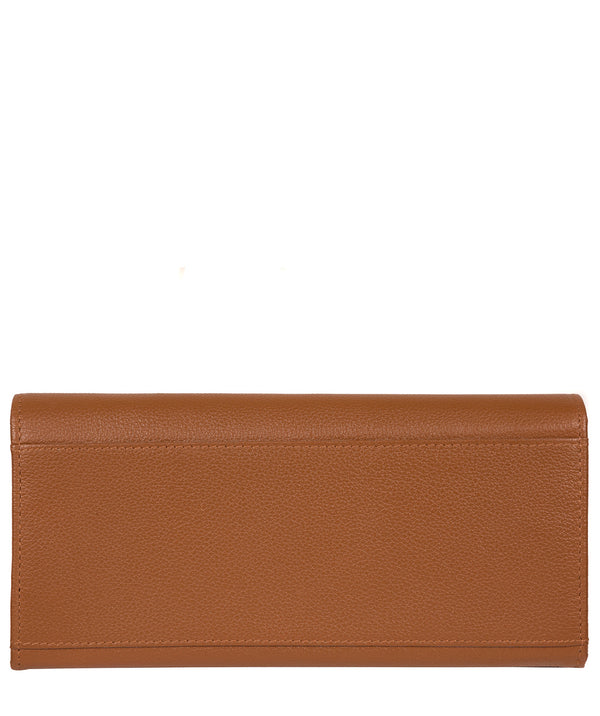 'Pipit' Tan Leather Purse image 3