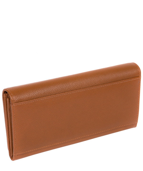 'Pipit' Tan Leather Bi-Fold Purse image 3