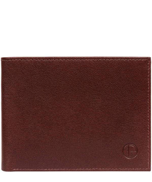 'Irving' Brown Leather Wallet image 1