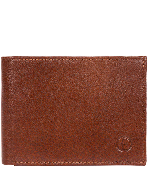 'Noah' Saddle Leather Wallet image 1