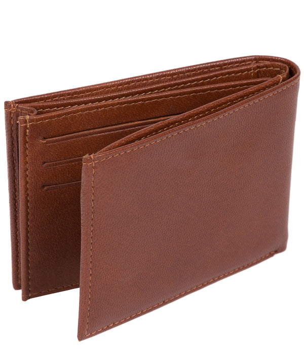 'Noah' Saddle Leather Wallet image 3