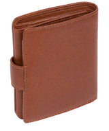 'Jaspar' Saddle Leather Bi-Fold Wallet image 3