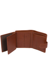 'Jaspar' Saddle Leather Bi-Fold Wallet image 6
