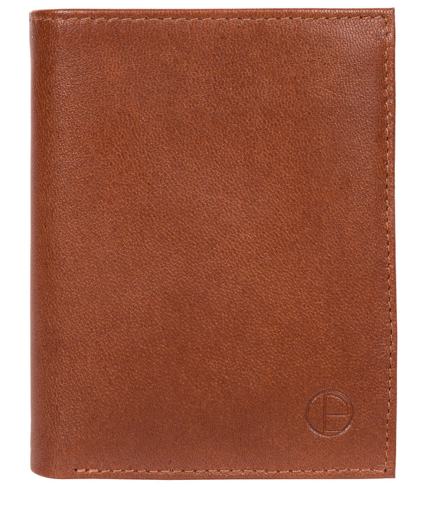 'Dillon' Saddle Leather Bi-Fold Wallet image 1