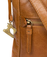 'Kay' Saddle Leather Cross Body Bag image 3
