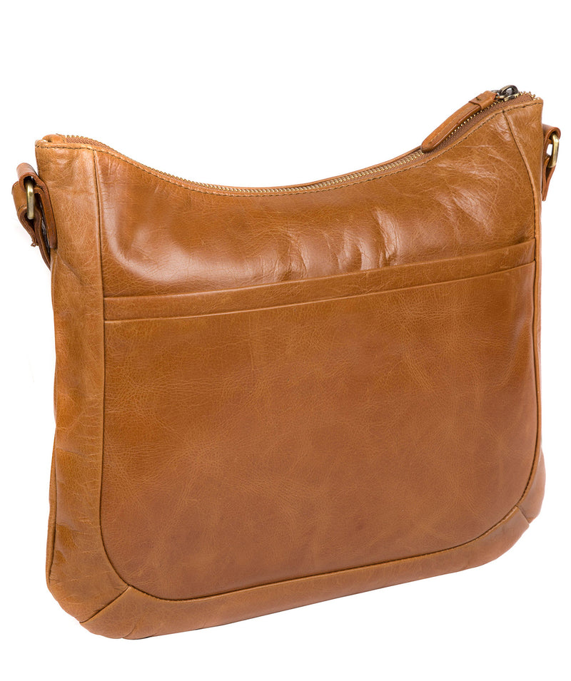 'Kay' Saddle Leather Cross Body Bag image 4