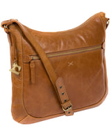 'Kay' Saddle Leather Cross Body Bag image 6
