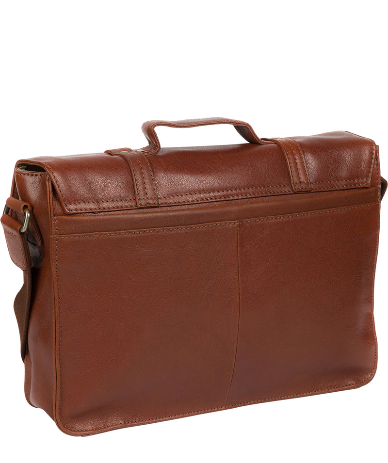'Garsdale' Treacle Leather Briefcase image 8
