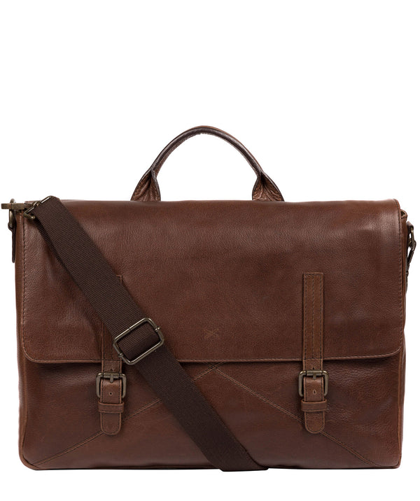 'Big Andrew' Malt Leather Workbag image 1