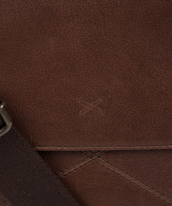 'Big Andrew' Malt Leather Workbag image 3