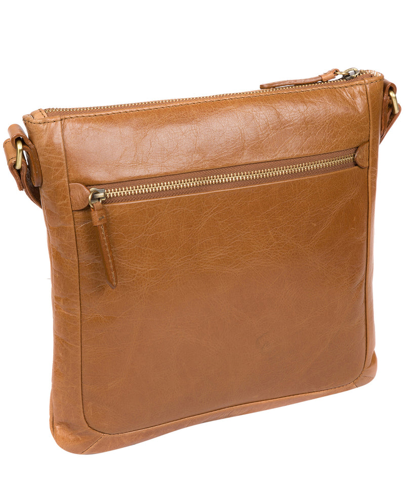 'Essie' Saddle Leather Cross Body Bag image 3