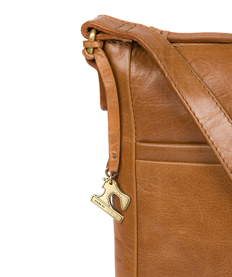 'Essie' Saddle Leather Cross Body Bag image 5