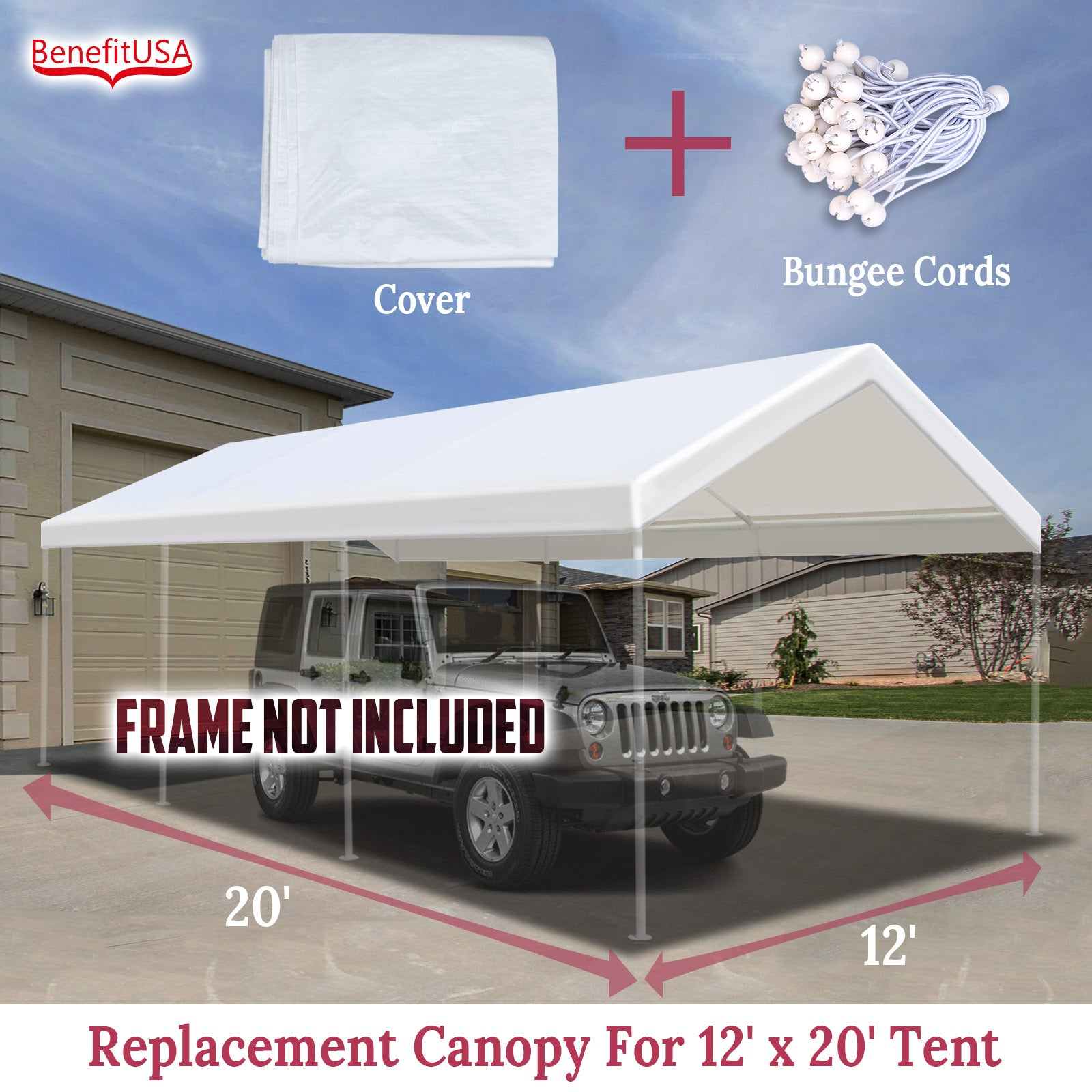 Carport Replacement Covers 2022