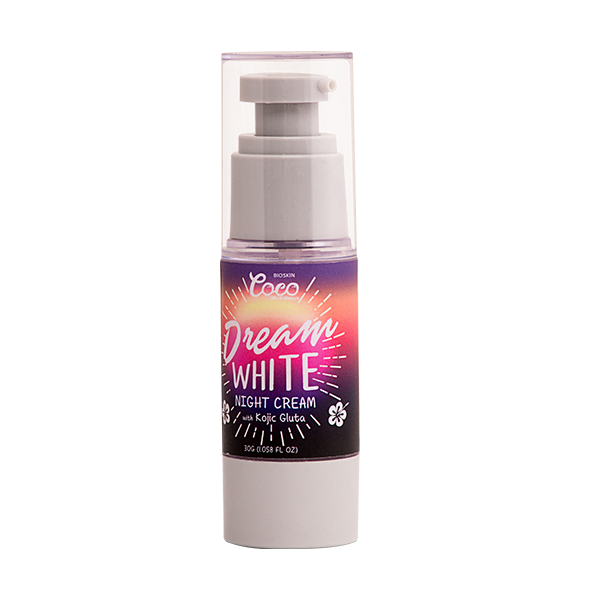 Dream White Night Cream 30g