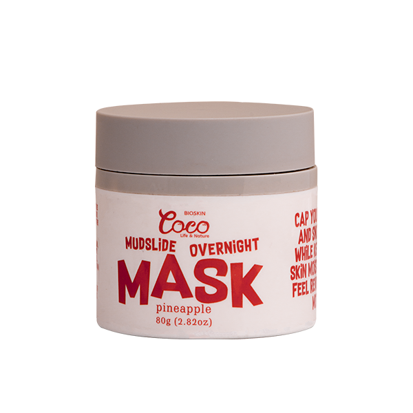 Mudslide Overnight Mask 80g