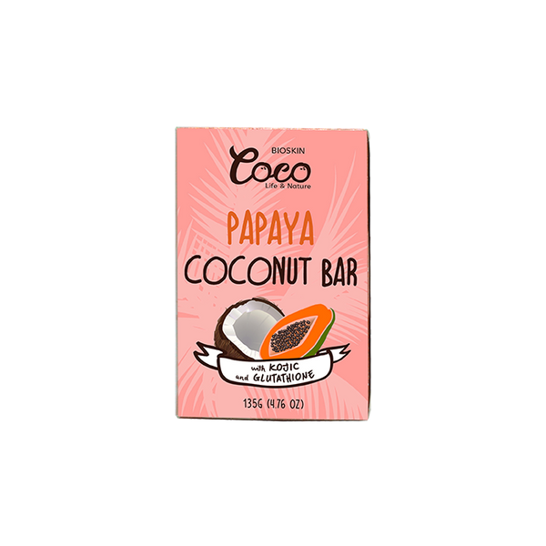 Papaya Coconut Bar 135g