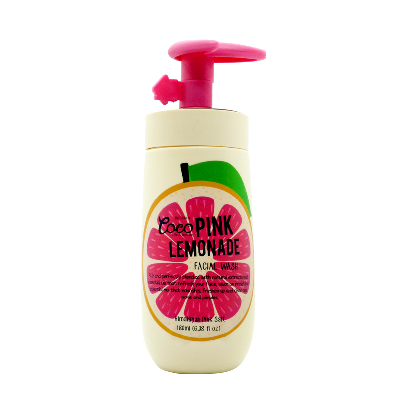 Pink Lemonade Facial Wash 180ml