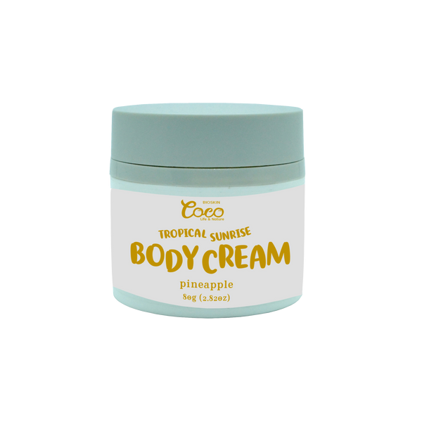 Tropical Sunrise Body Cream 100g