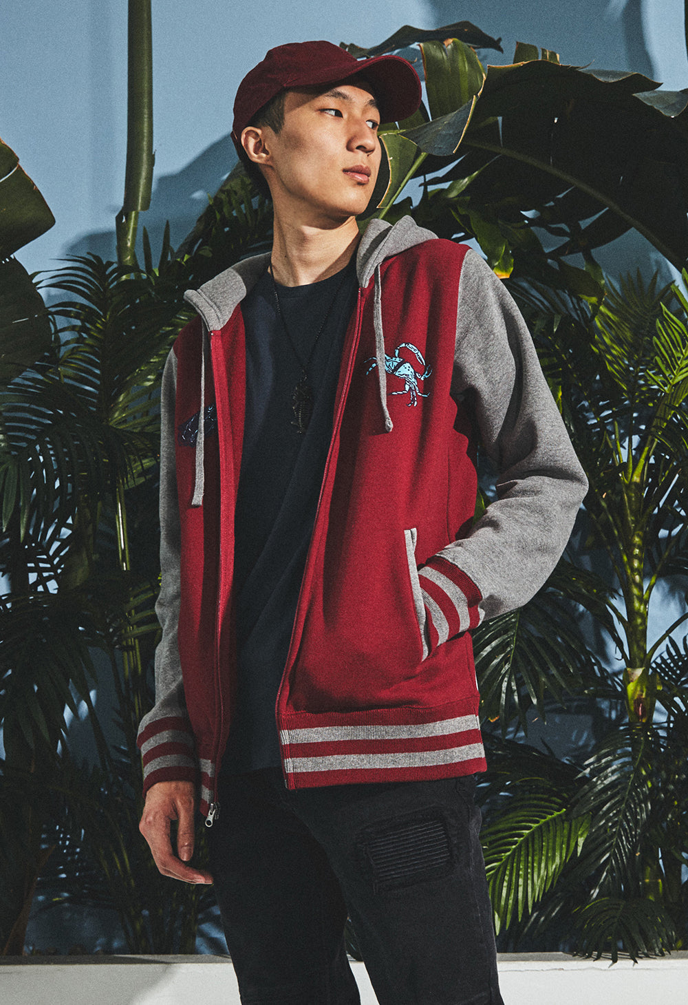FISHBOY Varsity Jacket