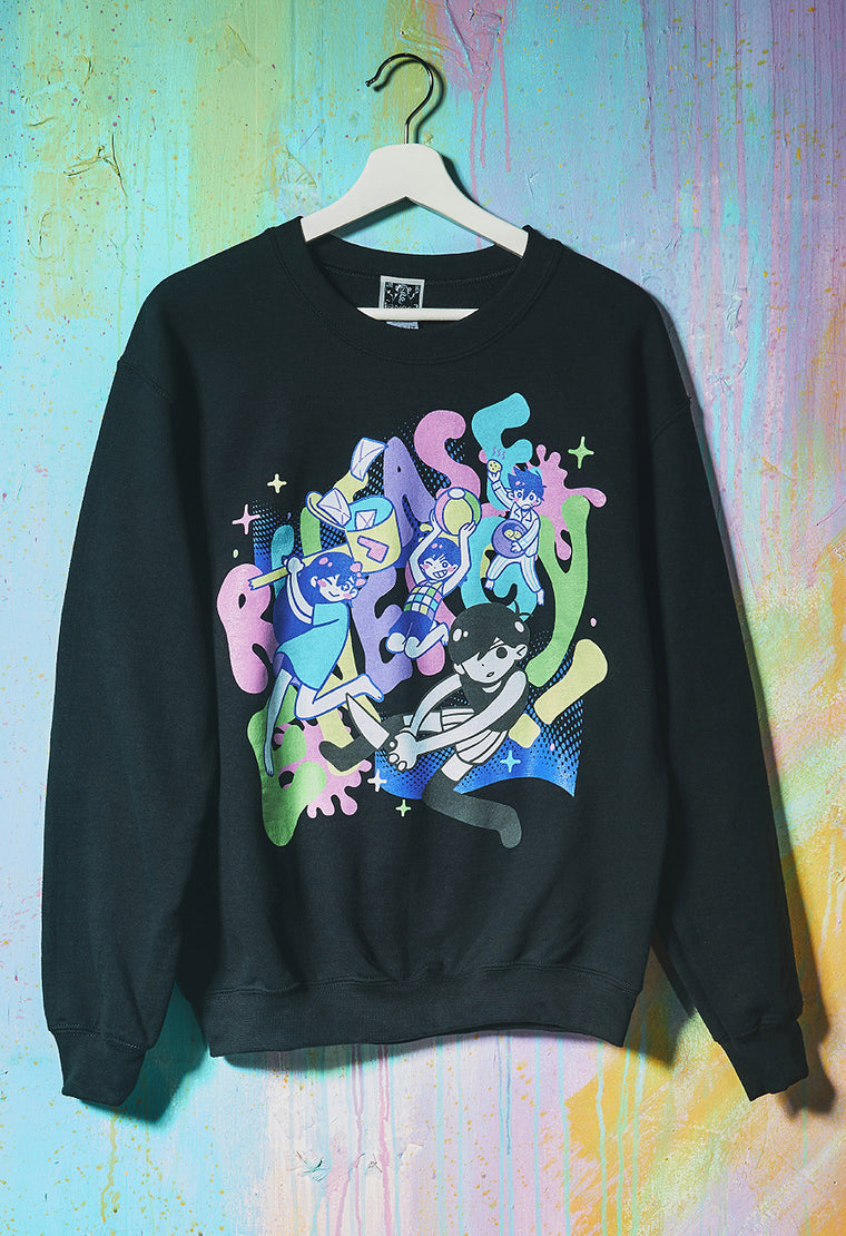 RELEASE ENERGY! Sweater
