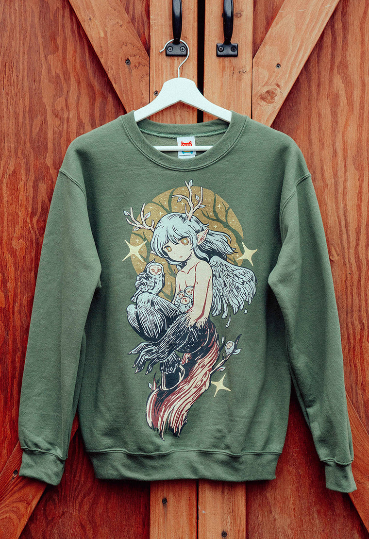 FOREST SPIRIT Sweater