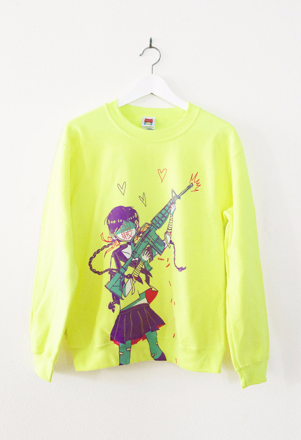 GUNGIRL Sweater