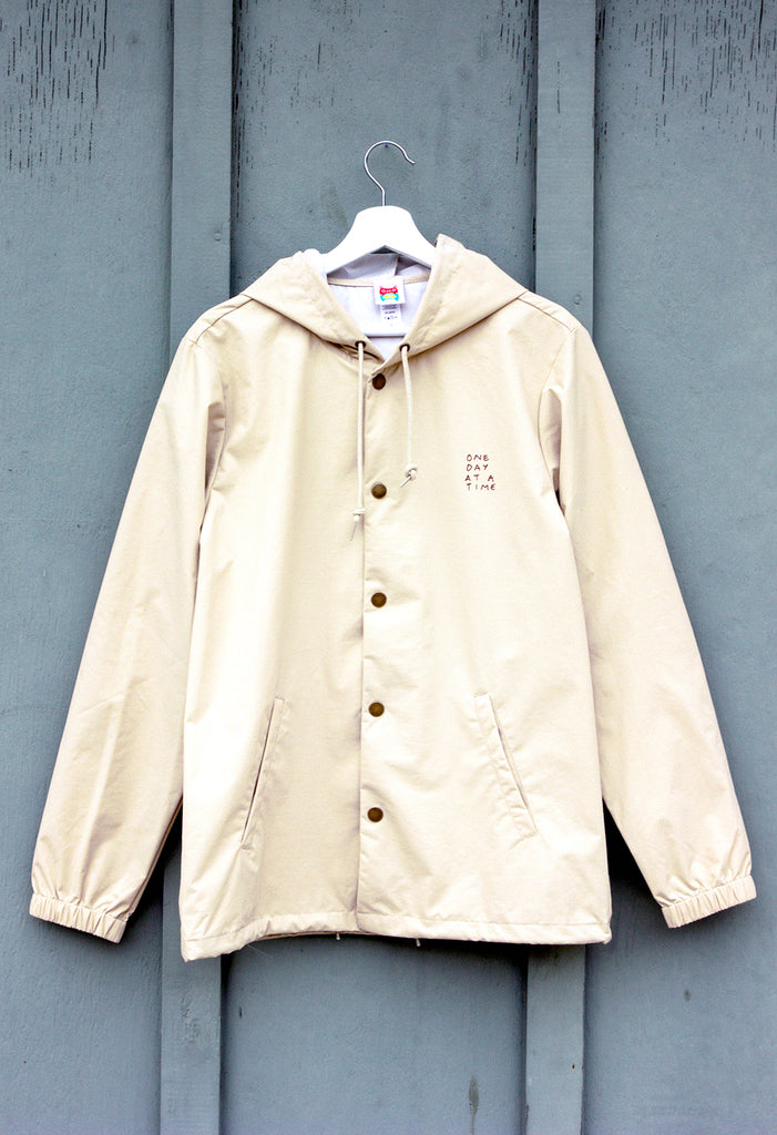 BIKERIDE Coach Jacket
