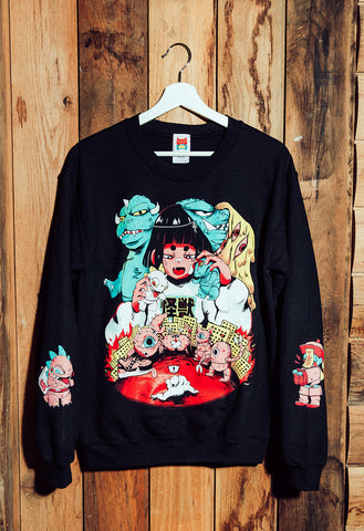 SOFUBI NIGHTMARE Sweater