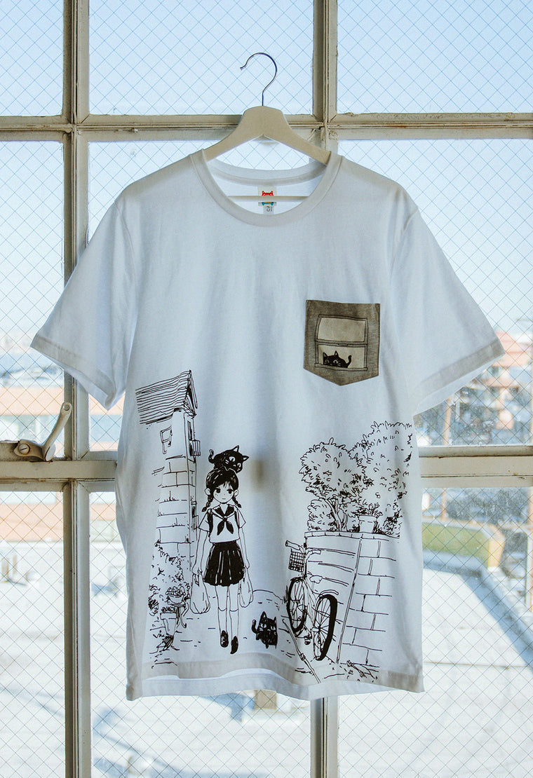 WALK HOME Pocket T-Shirt