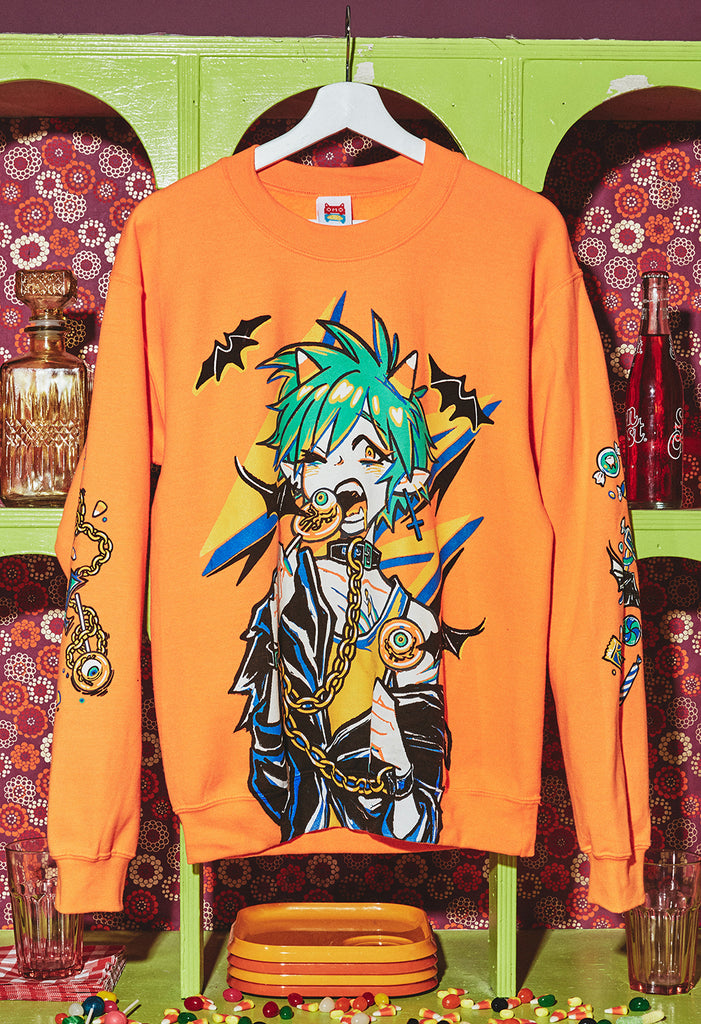CANDY CORN Sweater