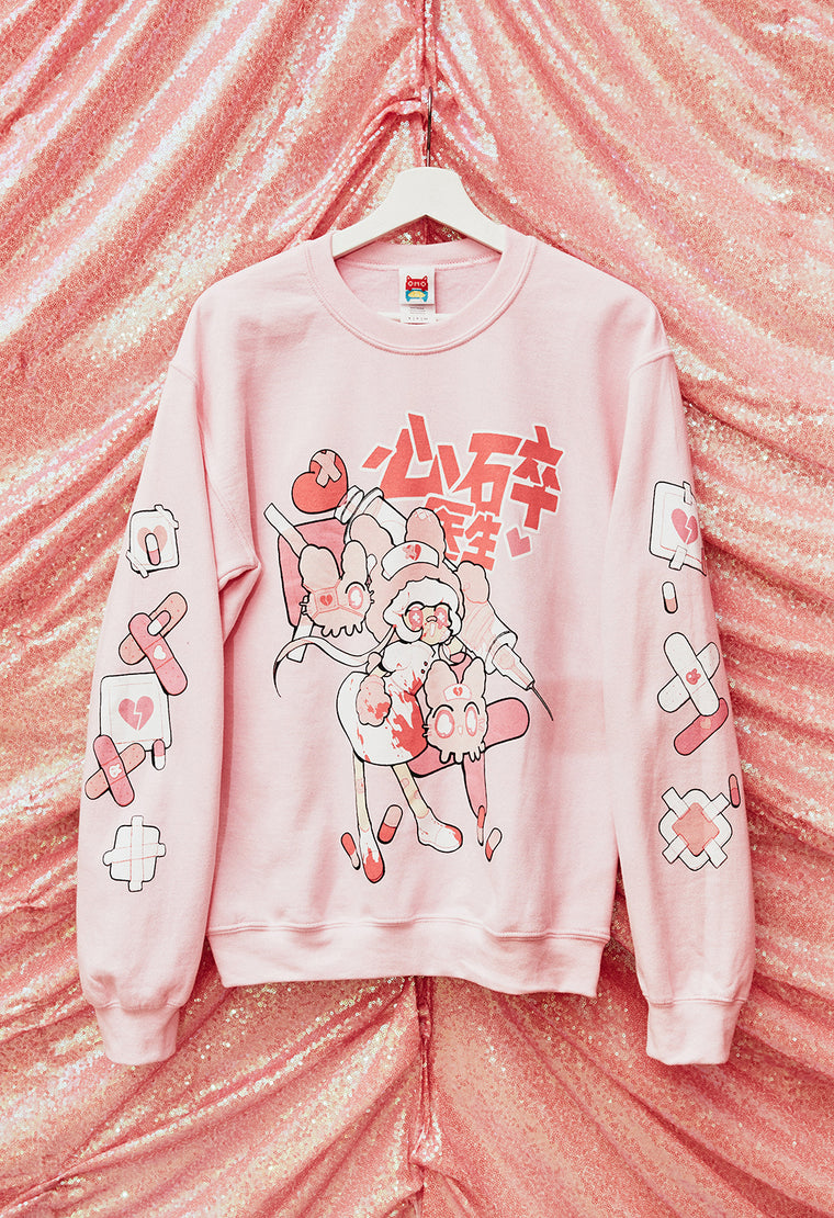 LOVE DOCTOR Sweater