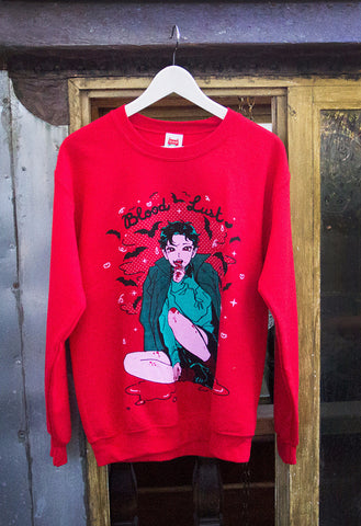 BLOODLUST Sweater