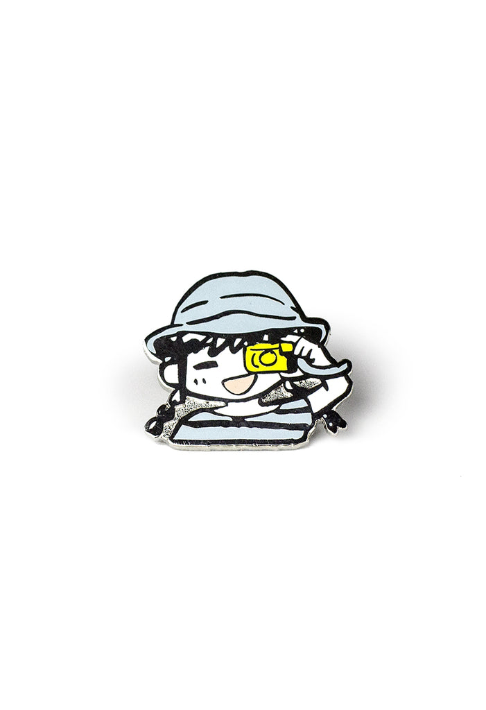 CHEESE! Pin