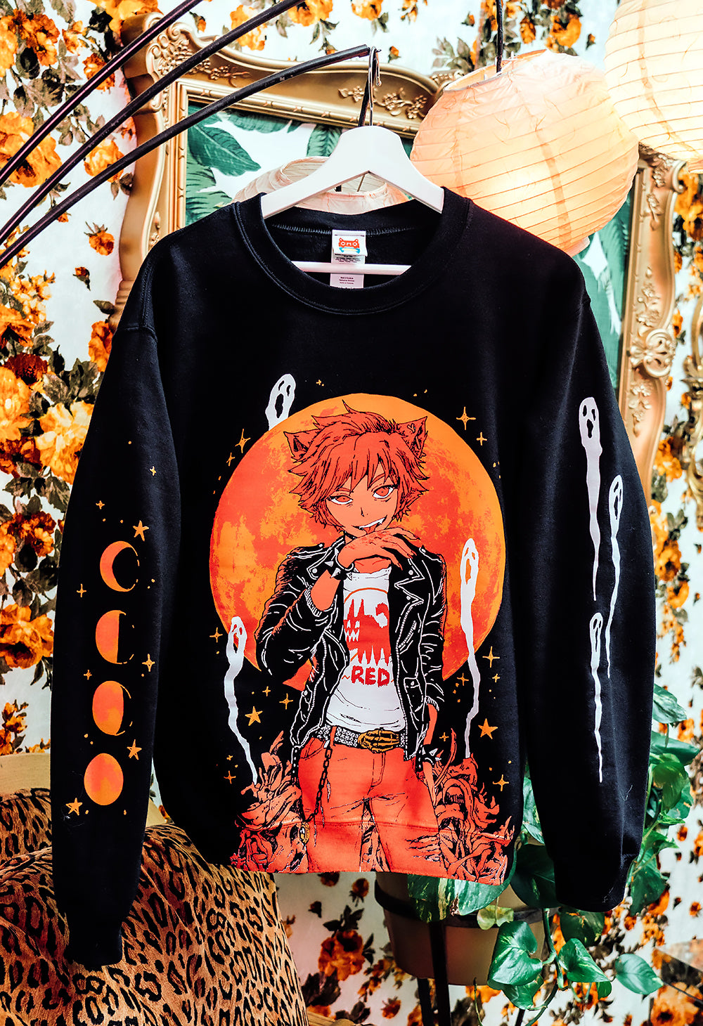 WOLFBOY Sweater