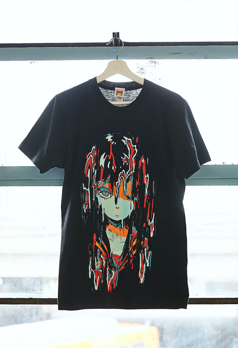 MELTYGIRL Black T-Shirt