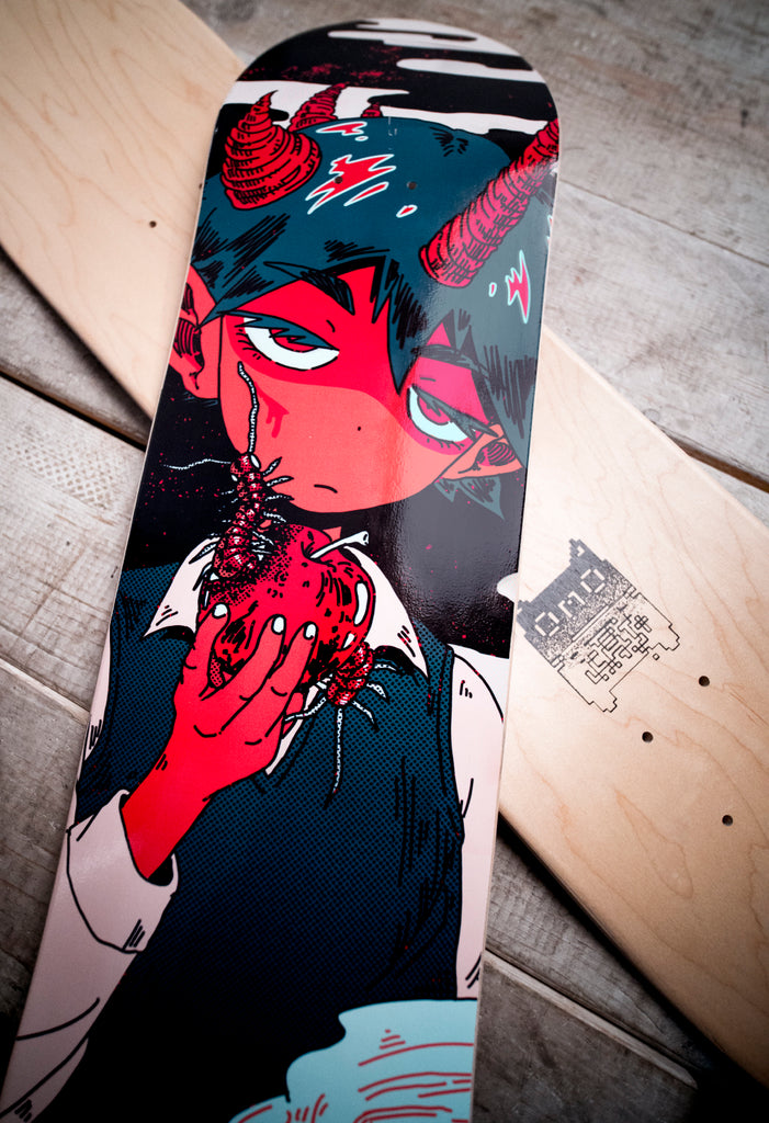 INCUBUS Skate Deck