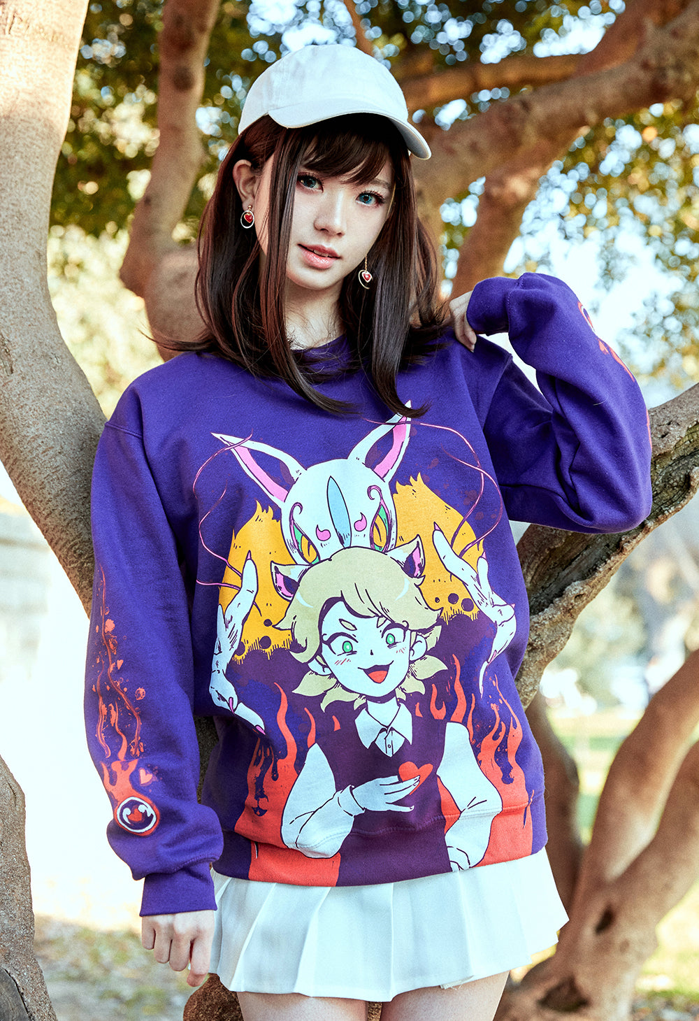 KYUBI Sweater