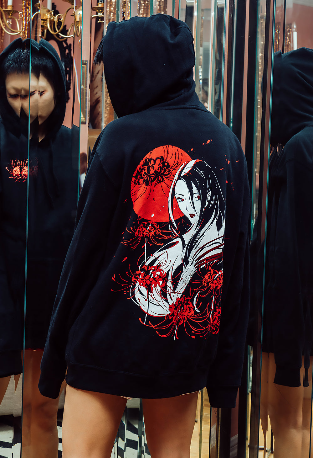SPIDER LILY Hoodie