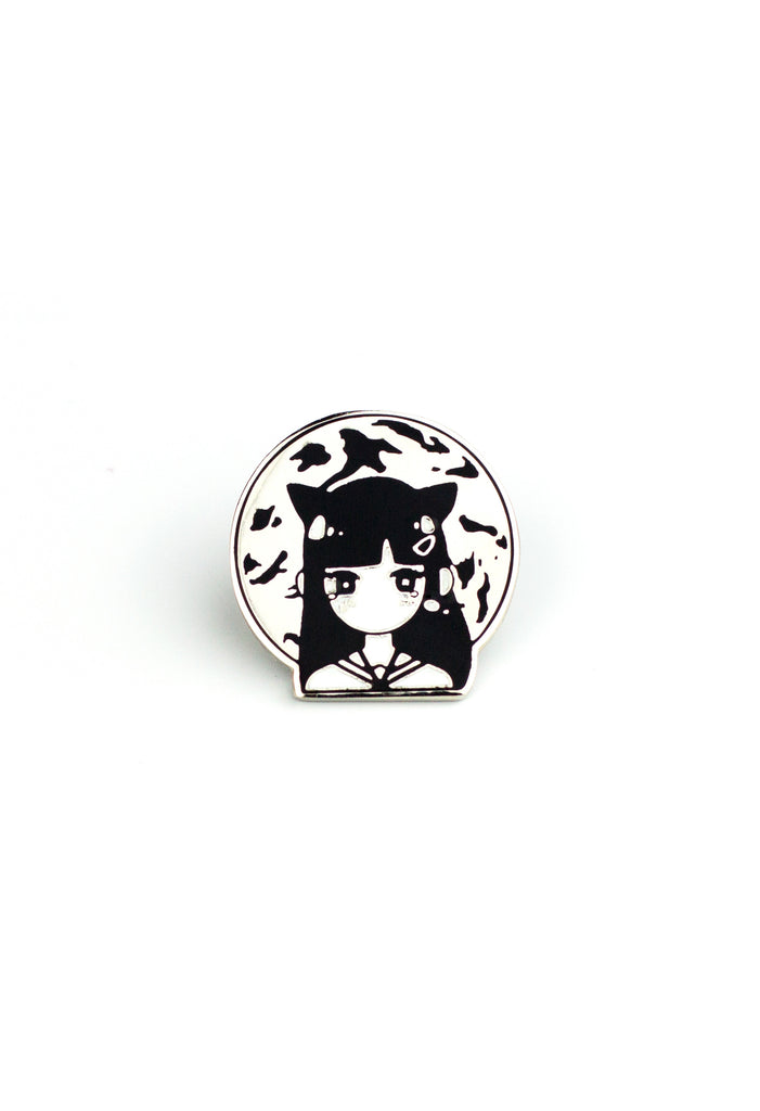 MOONGIRL Pin