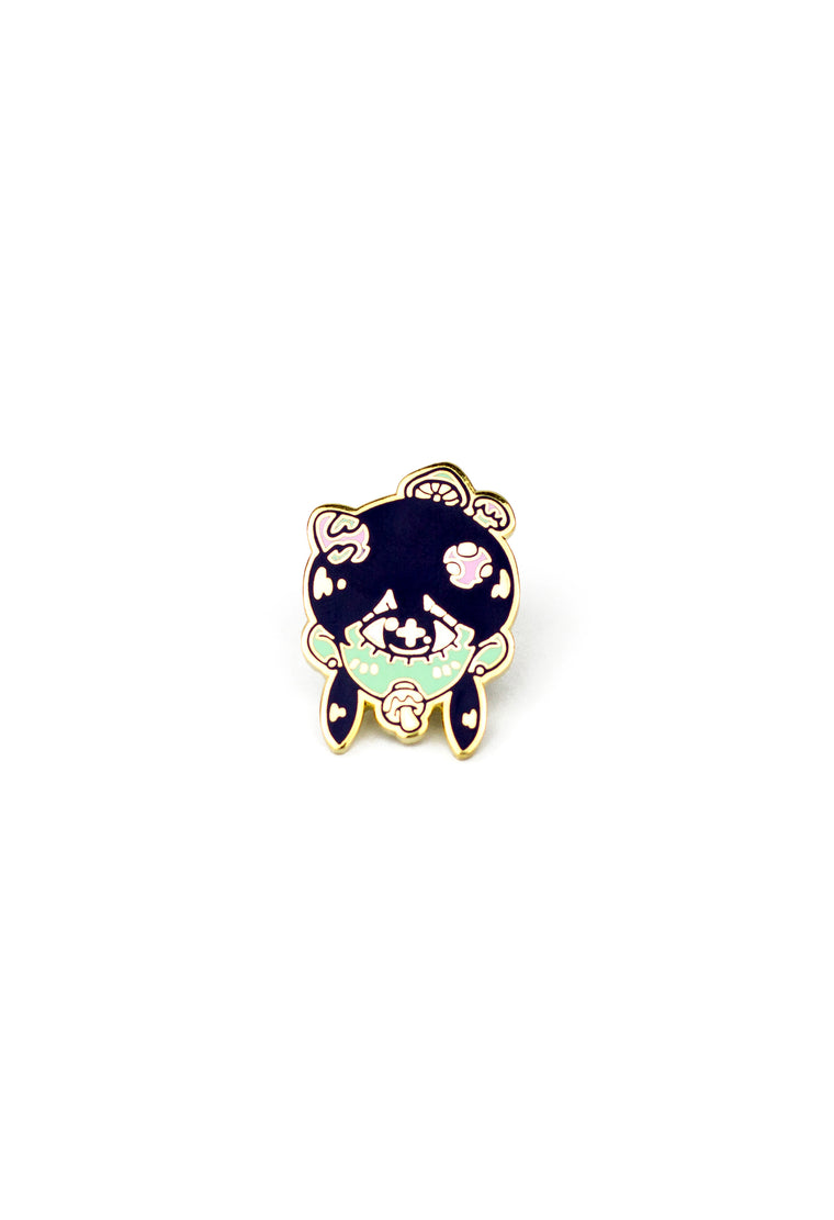 MUSHROOMGIRL Pin