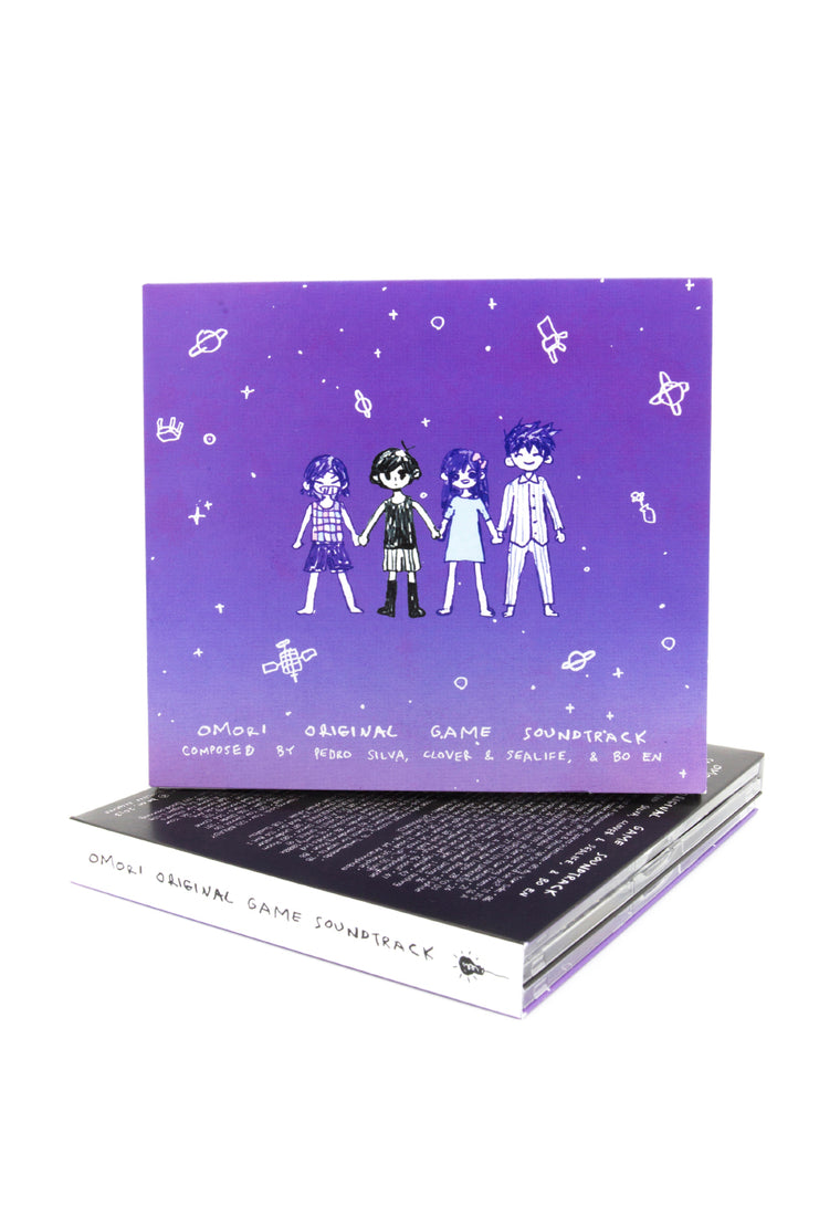 OMORI Original Soundtrack CD (3-disc set)