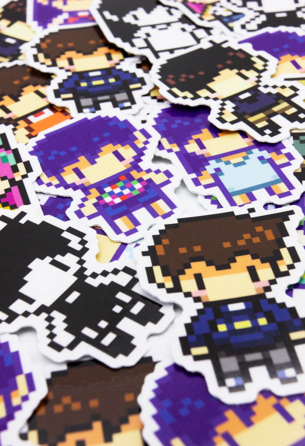 OMORI & FRIENDS Sticker Set