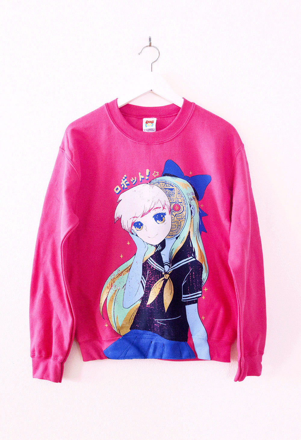 ROBOGIRL Sweater