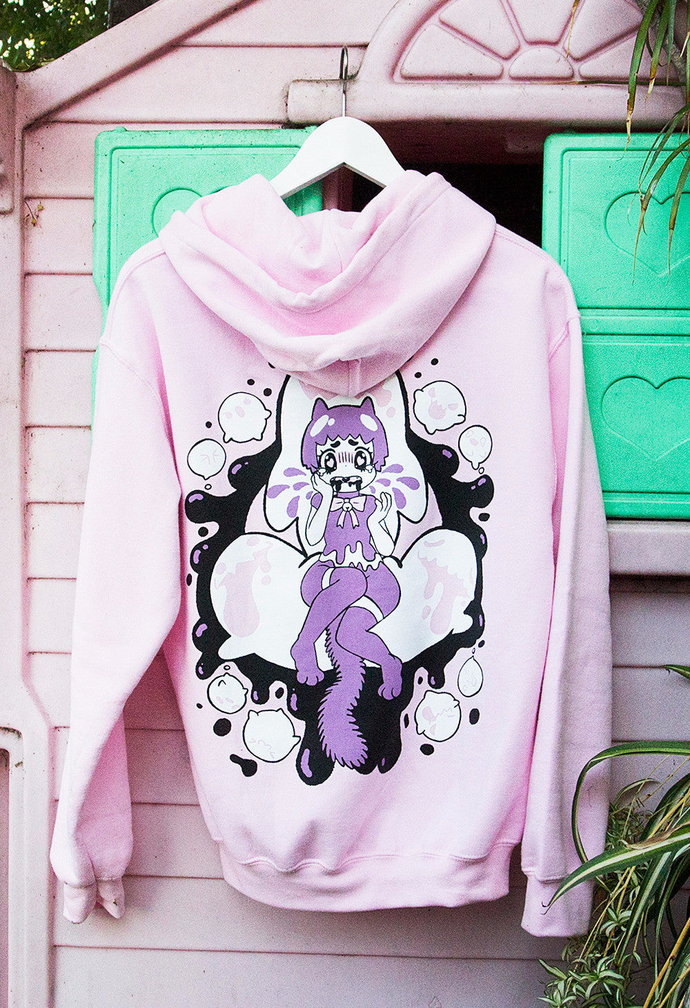 SCAREDY-CAT Hoodie